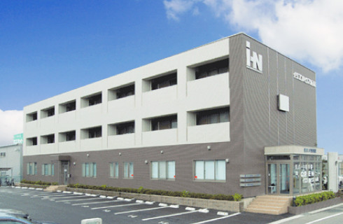 イワコンハウス新潟本社社屋写真