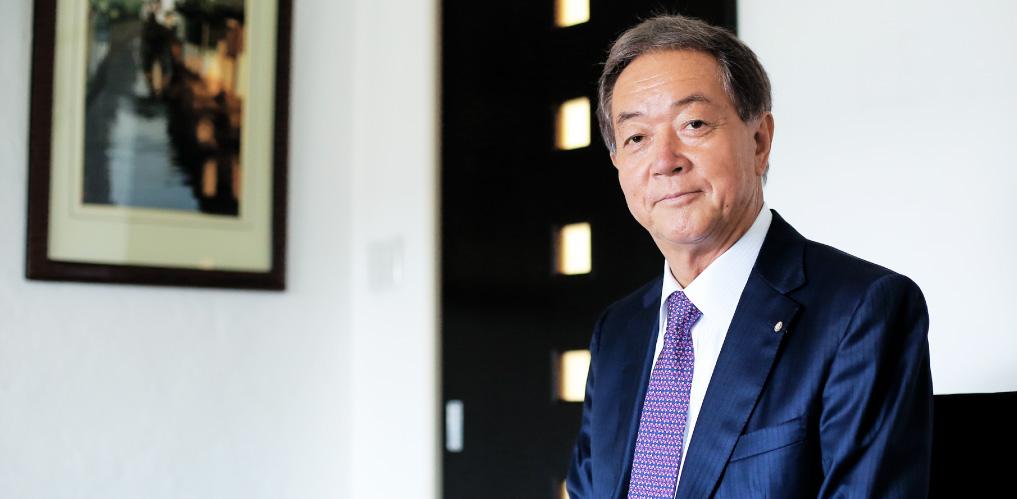 イワコンハウス新潟株式会社 代表取締役社長 髙尾 茂典