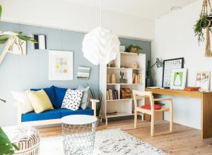 室内の装飾のイメージ