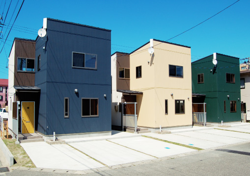 戸建賃貸住宅のイメージ
