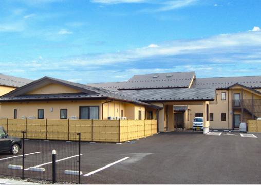 高齢者施設のイメージ
