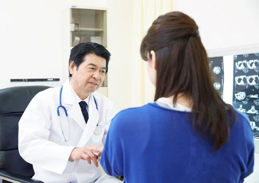 医療関連施設のイメージ