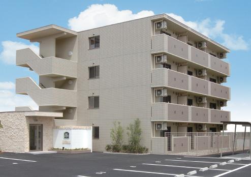 鉄筋コンクリート造賃貸マンションのイメージ
